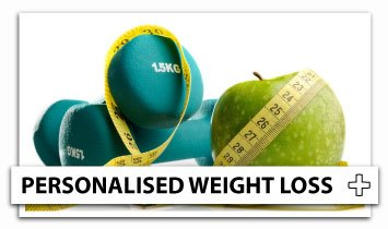 Widgets Personalised Weight Loss